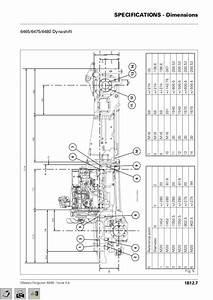 Massey Ferguson Mf 6495 Tractor Service Repair Manual