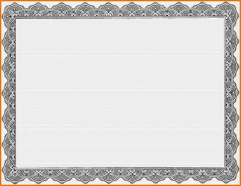 certificate border template microsoft