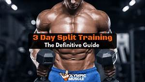 3 Day Workout Routine  U2013 The Definitive Guide To 3x  Week Training  In 2020
