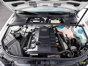Audi A4 2008 Engine  2008 Audi A4 2 Door Cabriolet Auto 2 0t Quattro Engine  2008 Audi A4 3 2