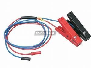 Cable Pour Batterie : c ble de connexion pour utilis s les lectrificateur piles 9v avec une batterie 12v accessoire ~ Melissatoandfro.com Idées de Décoration