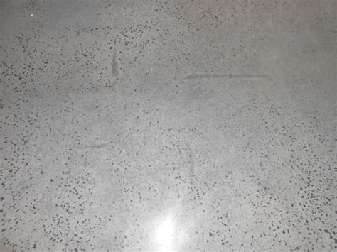 CCC Polished Concrete   Helicopter and Screed Marks