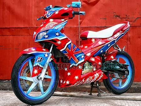 Gambar Motor Mx by 100 Gambar Modifikasi Motor Yamaha Mx Terkeren