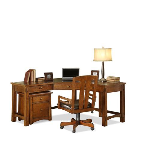 corner desk home office riverside home office corner desk 2930 furniture plus