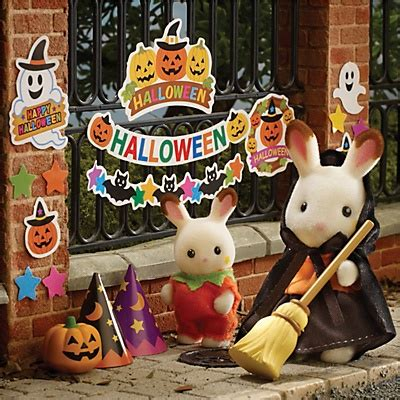 Families Calico Critters Halloween Costumes
