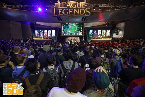 Riot Games Launches Australias First Pro League Of
