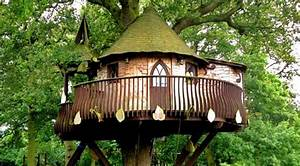 Amusement Parks News » Cool Tree House Ideas by Headrush ...