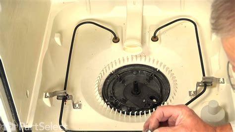 Dishwasher Repair Replacing The Drain Wash Impeller