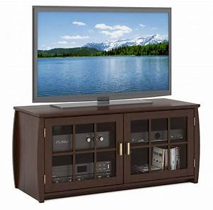 48 inch espresso television tv media cabinet with doors for 48 inch media cabinet