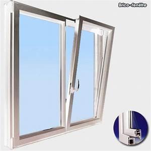 Fenêtre Oscillo Battant Pvc : fenetres en pvc gamme confort a 2 vantaux ouvrant a la ~ Edinachiropracticcenter.com Idées de Décoration