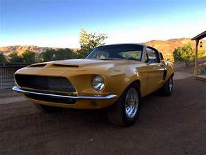 Custom 1968 Ford Mustang Fastback | Auto Restorationice