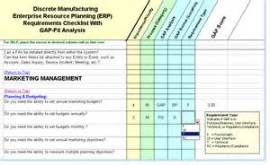 Payroll Template Excel Software Requirements Checklist Fit Gap Analysis Select Software Easily