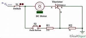 Dc Motor Control Using Thyristor