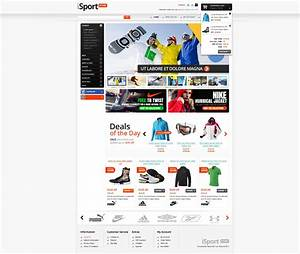 sports store opencart template 38182 With opencart bookstore template