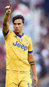 Paulo Dybala Serie A Player  Full Hd Wallpaper