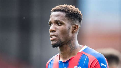Andros Townsend Claims Teammate Wilfried Zaha Should Be ...