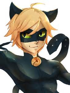 Miraculous Ladybug Chat Noir And