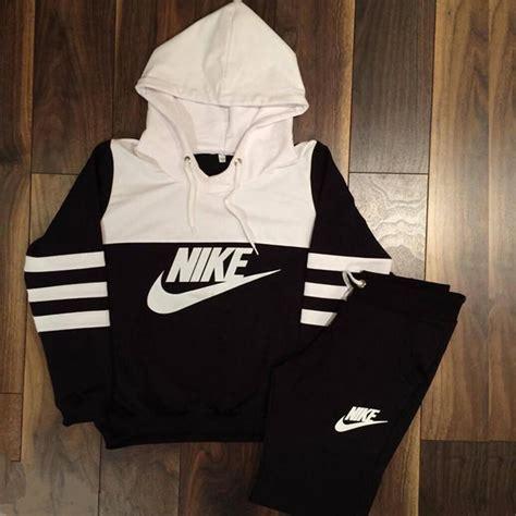 cool nike print hoodie top sweater  fantasy