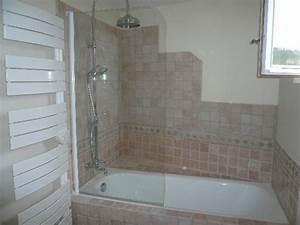 Amenagement Salle De Bain : amenagement salle bain accueil design et mobilier ~ Dailycaller-alerts.com Idées de Décoration