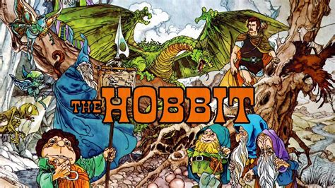The Hobbit (1977) Full Original Soundtrack From The