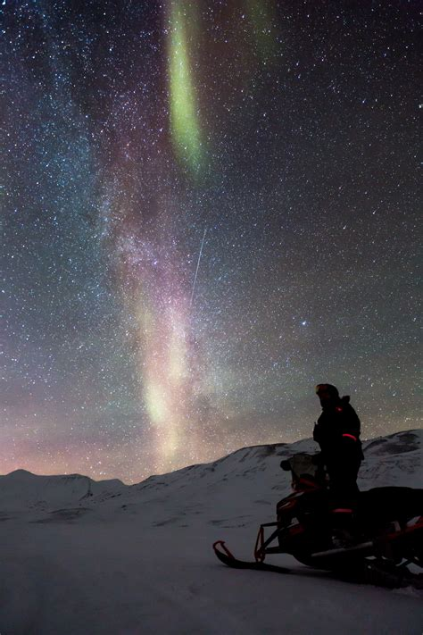 Free Images Nature Snow Star Milky Way Atmosphere