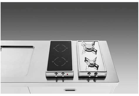 Piano Cottura Gas E Induzione by Piani Cottura Ribaltabili Gas Induzione By Alpes Inox