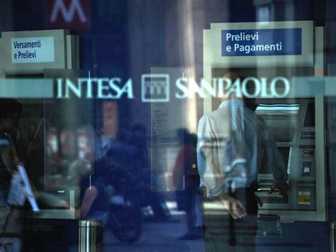 Banco Di Napoli Intesa San Paolo Intesa Sanpaolo Nuova Piattaforma Web A Servizio Dei