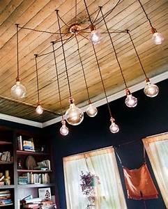 Industrial Spider Light Modern Pendant Light Kitchen Island Chandelier 9 Light