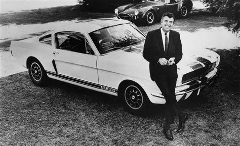 carroll shelby  retrospective feature car  driver