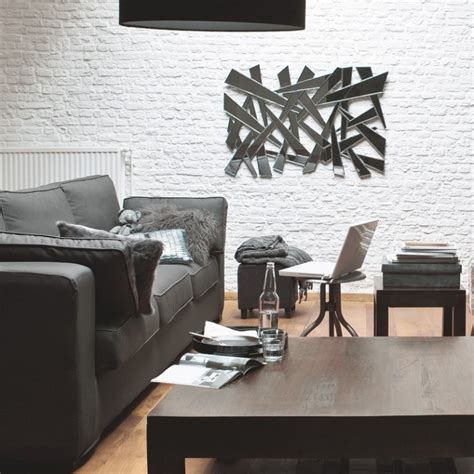 interieur cuisine moderne miroir moderne et design eclats photo 18 20 composé de morceaux miroirs maisons du monde