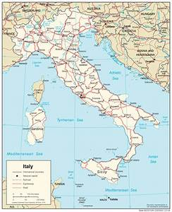 Italy Maps - Perry-Castañeda Map Collection - UT Library ...