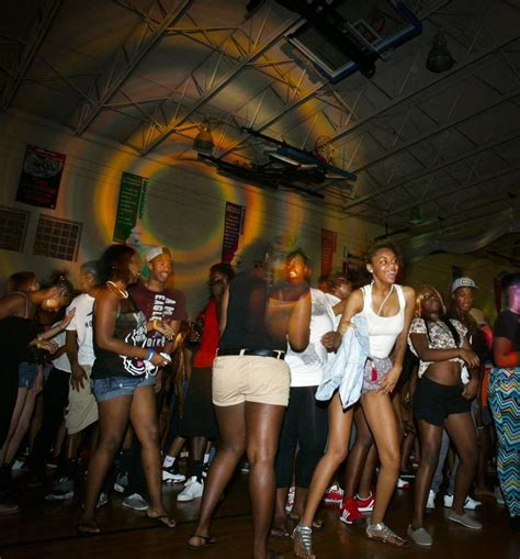 Club Kc Events, Such As This Dance In 2013, Offer Positive