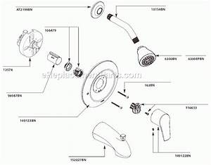 Moen Shower Head Parts Diagram