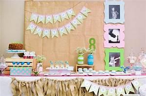 Kindergeburtstag 2 Jährige Deko : deko f r geburtstag selber machen deko zum kindergeburtstag selber machen 80 bastelideen ~ Frokenaadalensverden.com Haus und Dekorationen