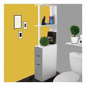 Meuble Salle De Bain Gain De Place : meuble de salle de bain gain de place simple great meuble ~ Dailycaller-alerts.com Idées de Décoration