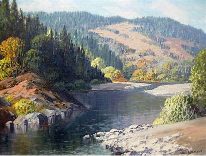 River Humboldt Mattole Carl Sammons County Petrolia