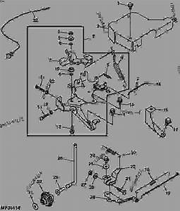 32 John Deere Gator Carburetor Diagram