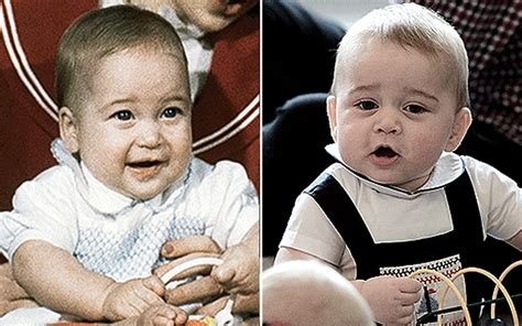 Does England's Royal Baby, Prince George, Look More Like ...