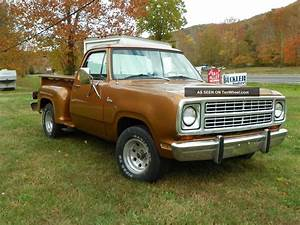 1979 Dodge D150 - Information And Photos