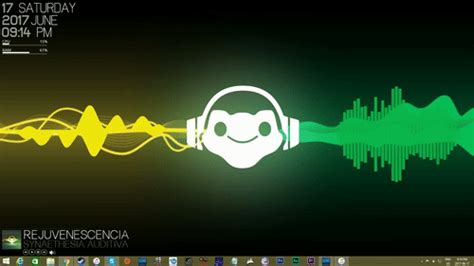 Lucio Animated Wallpaper - my lucio rainmeter desktop overwatch
