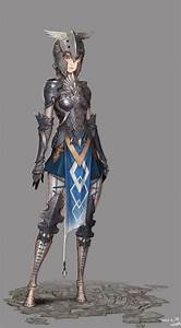 Fantasy girl, Female knight and Armors on Pinterest