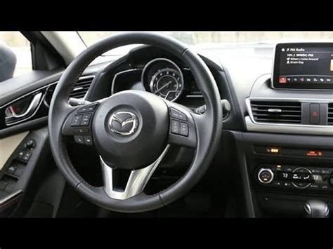 mazda interior review youtube