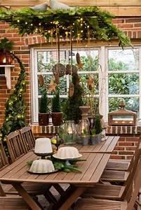 die besten 17 ideen zu weihnachtsdekoration fur draussen With französischer balkon mit garten pötschke weihnachten