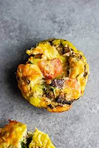healthy breakfast egg muffin cups recipe build your bite