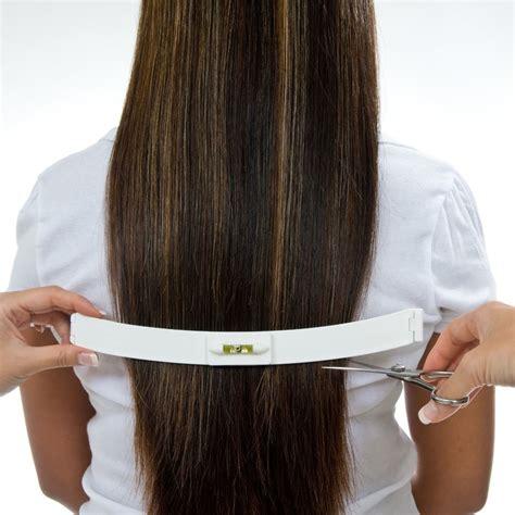 comment se couper les cheveux soi m 234 me cheveux longs