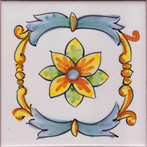 piastrelle ceramica vietri ceramiche di vietri piastrella decorata per cucina vietrese