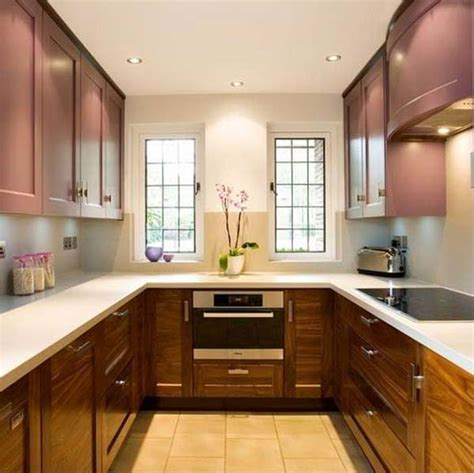 u shaped kitchen remodel ideas 19 practical u shaped kitchen designs for small spaces