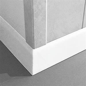 Deckenpaneele Weiß Feuchtraum : logoclic viertelstab wei hochglanz 2 6 m x 12 mm x 12 mm viertelrund bauhaus ~ Orissabook.com Haus und Dekorationen
