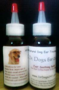 natural pain relief for dogs ears