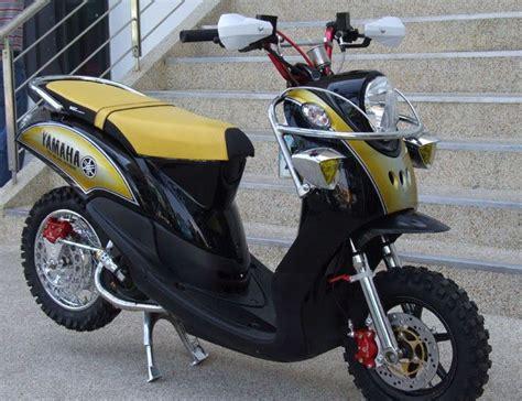 Yamaha Fino 125 Wallpapers by Gambar Yamaha Fino Modifikasi Road Bikes And Motor